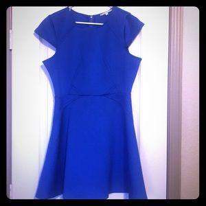 Gianni Bini deep Blue dress
